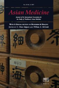 Asian Medicine Cover